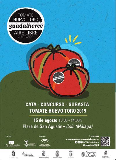 Cata-concurso-subasta tomate Huevo Toro 2019