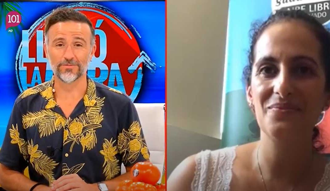 El tomate Huevo Toro en 101 TV