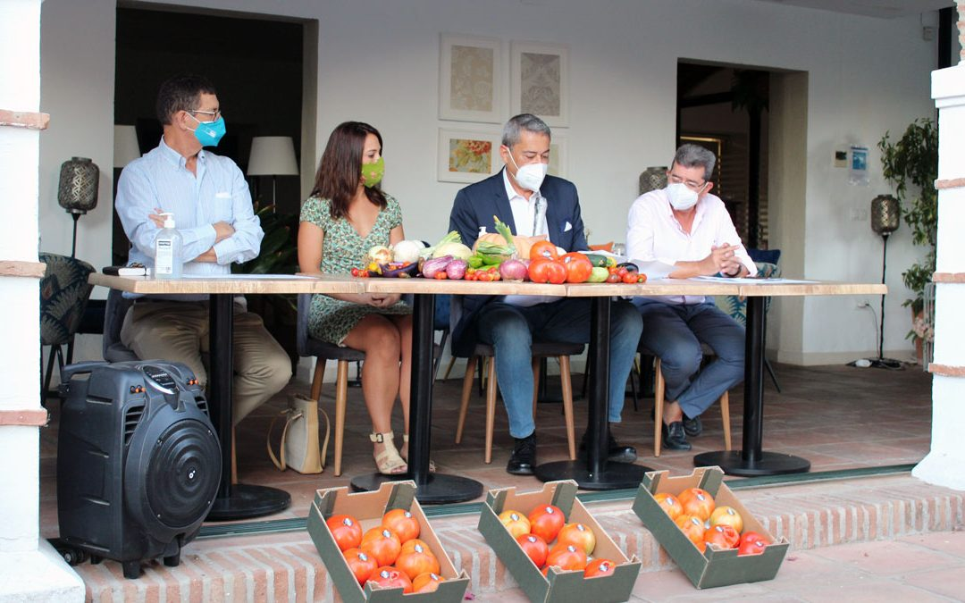 Tertulia Gastronómica Tomate Huevo de Toro