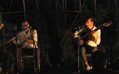 Canal Coín se hace eco de la Velada Musical Tomate Huevo de Toro